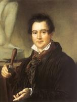 Портрет скульптора И.П. Витали